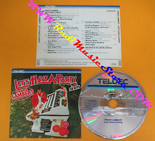 CD FRANZ LAMBERT Let's have a party 1985 germany TELDEC (Xs3) no lp mc dvd