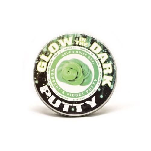 Norberts Fidget Dito Putty ~ Glow in the Dark