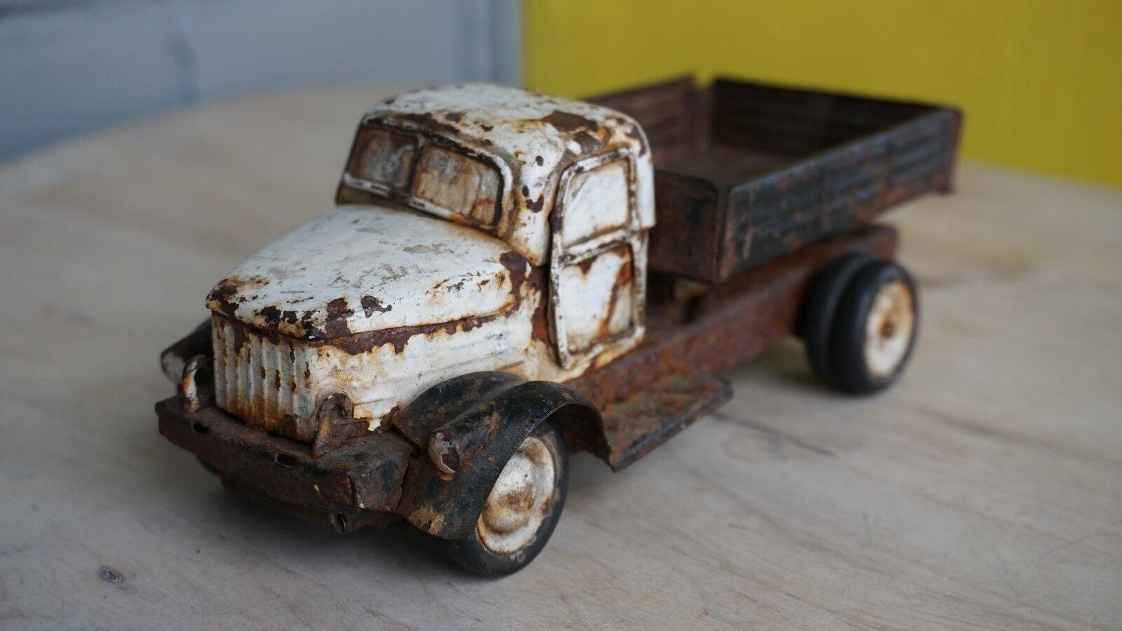 Soviet truck GAZ model USSR Vintage