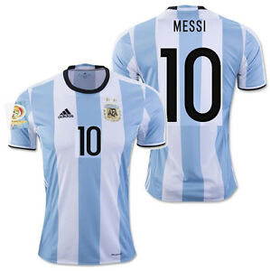 8c76b1a156a Image is loading ADIDAS-LIONEL-MESSI-ARGENTINA-HOME-JERSEY-COPA-AMERICA-