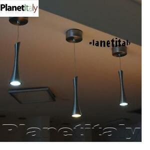 Pendente luce led 3w per tavolo snack cucina bar lampada ...