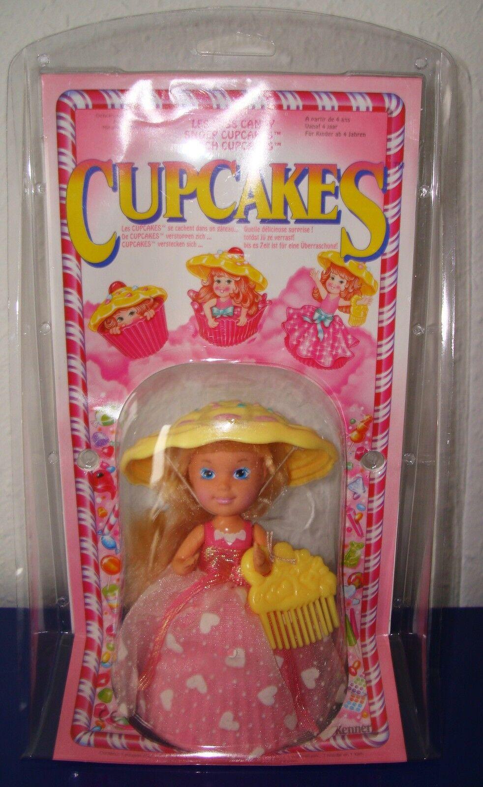 Cupcakes von Kenner  CANDY SPRINKLE TAFFY TAMMY     Puppe von 1991 RAR NEU-NRFB acac1e