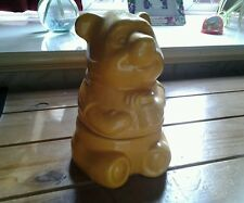 Lovely...WINNIE the POOH....jar....Disney....EXCELLENT CONDITION.
