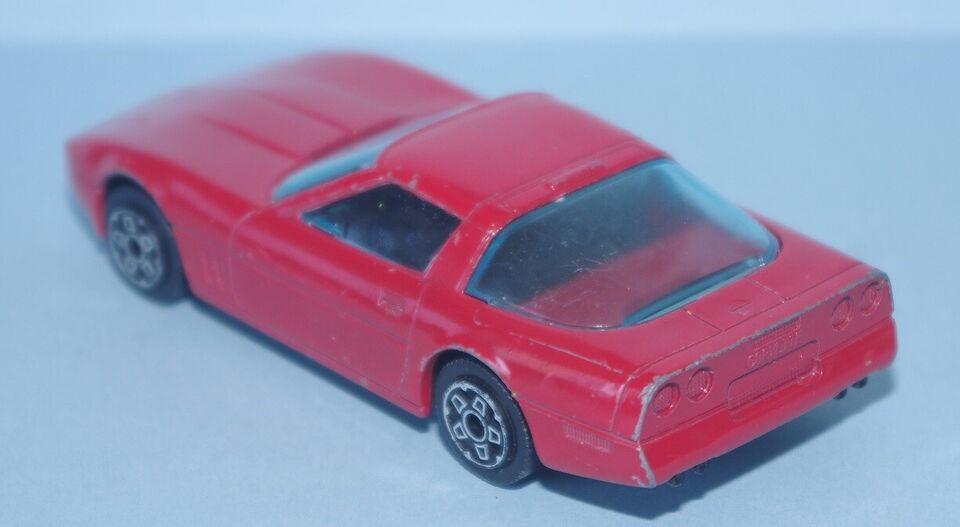Modelbil, Bburago Chevrolet Corvette , skala 1/43