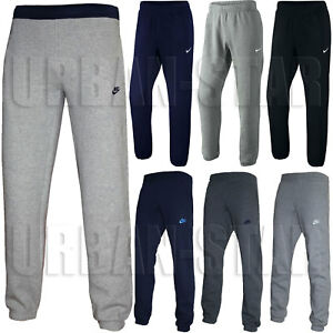 e9fc84a6034f Image is loading New-Mens-Nike-Fleece-Joggers-Tracksuit-Bottoms-Track-