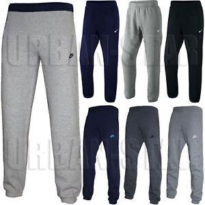 New-Mens-Nike-Fleece-Joggers-Tracksuit-Bottoms-Track-Sweat-Jogging-Pants