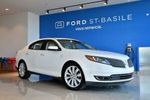 2016 Lincoln MKS 3,7L+ELITE PACK+TECH PACK+TOIT PANO+++ Garanteed u