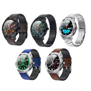 IP68 Wasserdicht Smartwatch Pulsuhren Fitnessband mit..