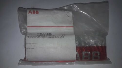 New ABB UXAB309199163 Economy resistance for VRC 110V DC marine store spare