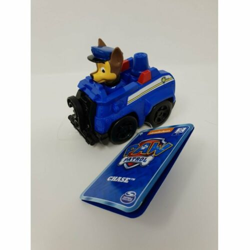 Paw Patrol Rescue Racer Chase avec grappin