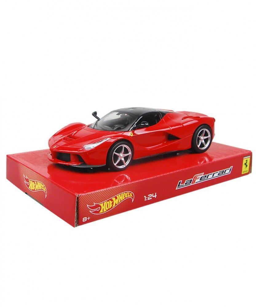 nouveau Mattel Hot Wtalons 1 24 LaFerrari rouge  Diecast Model voiture from Japan  boutique en ligne