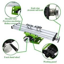 Multi Function Mini Worktable Milling Machine Working Cross Bench Drilling Table
