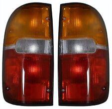 Toyota Tacoma Pickup 95-00 Rear Brake Taillights Taillamps Pair Set Left + Right