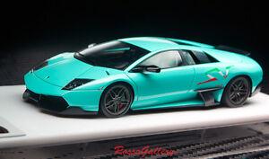 1 43 Model Make Up Lamborghini Murcielago Lp670 Sv Duck Tail