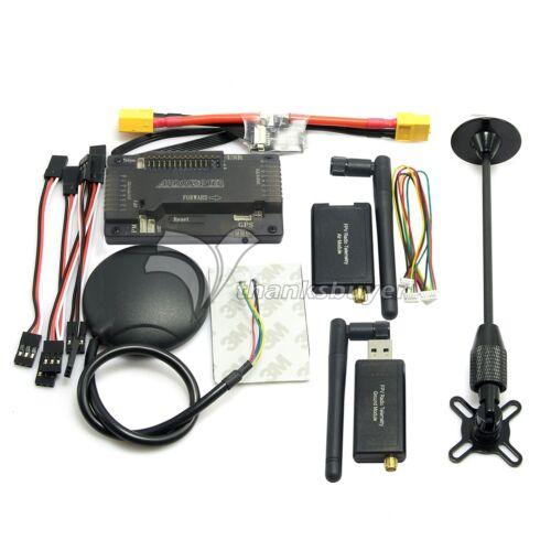APM2.8 contrôleur de vol XT60 PM F//ArduPilot Ublox 7 M GPS+433MHz 3DR télémétrie