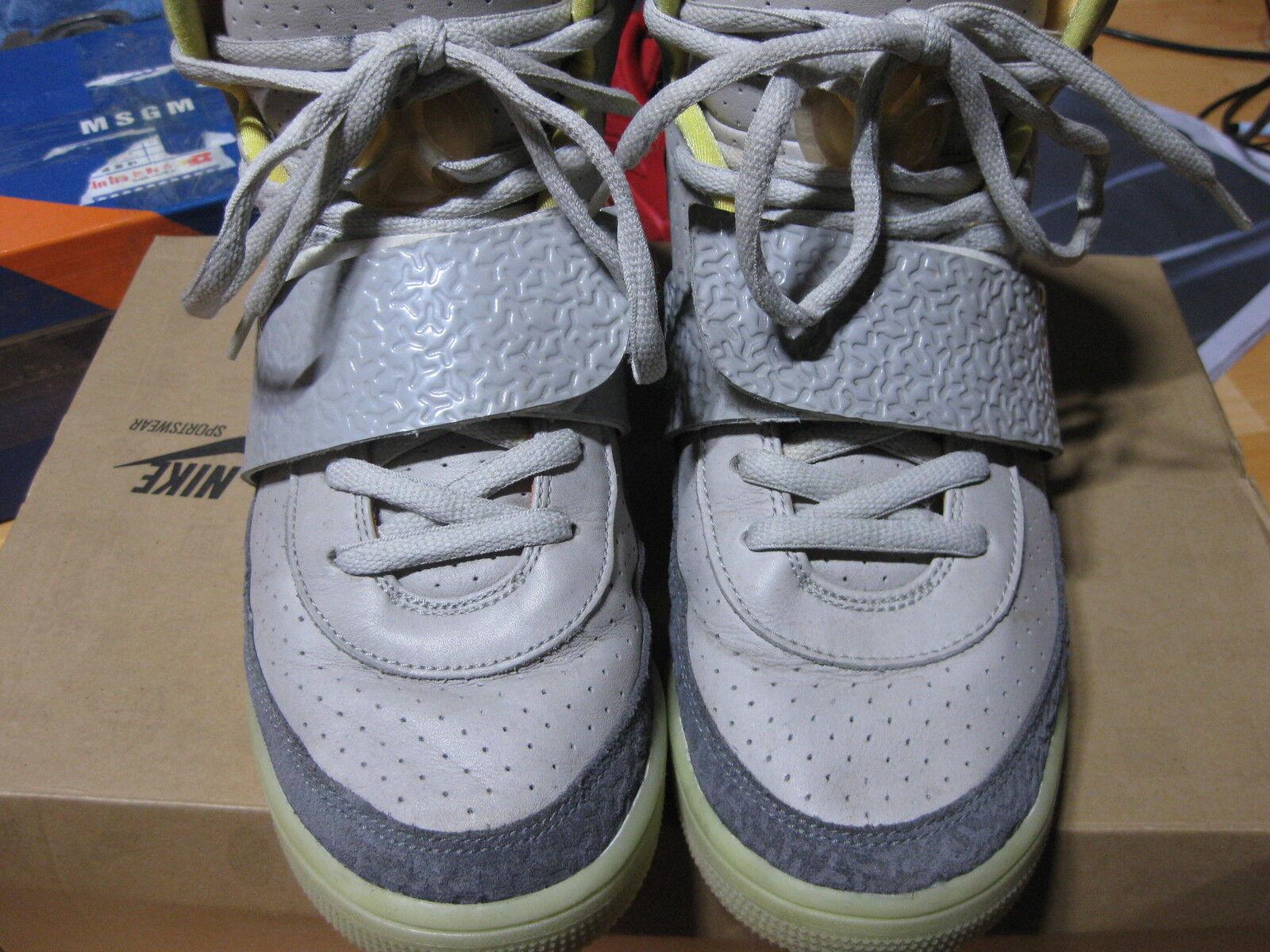 Nike Air Yeezy 9 1 Zen Gray Sz 9 Yeezy 2449a5