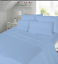 Lavable-tenida-unicolor-plana-bed-sheet-single-Doble-King-Size-o-fundas-de-almohada miniatura 15