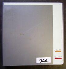 Case Ih Models 75xt Skid Steer Parts Book Manual 1998