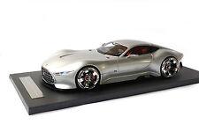 Mercedes-Benz AMG Vision Gran Turismo Concept Car - silber - 1:18 (Model-777)