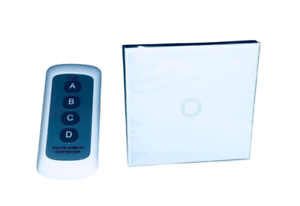 1-Canale-Wireless-Interruttore-Luce-Telecomando-On-Off-Parete