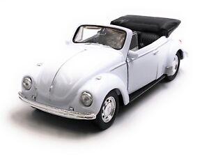 Voiture-miniature-VW-Beetle-Beetle-Cabriolet-Blanc-Auto-1-34-39-LGPL
