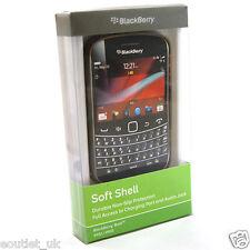 BlackBerry Soft Shell Gel Case/Cover for Bold 9900/9930 Bottle Brown Genuine NEW
