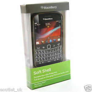 BlackBerry-Soft-Shell-Gel-Case-Cover-for-Bold-9900-9930-Bottle-Brown-Genuine-NEW