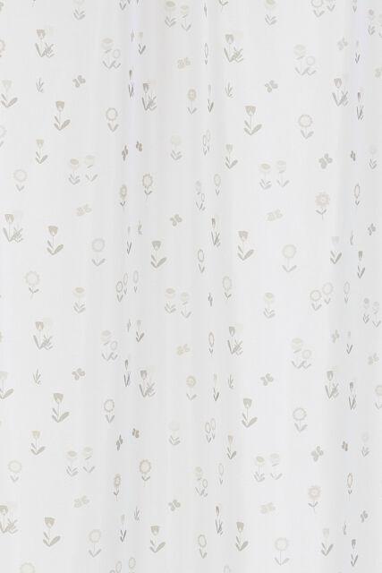 Rasch Textil 829517 Bambino XVII Dekostoff zum selbernähen Blümchen Blumen bunt