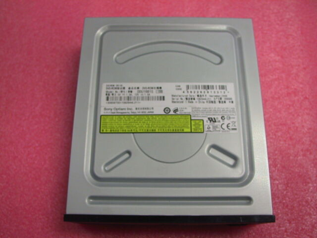 DDU1681S-DB SONY OPTIARC BLACK BEZEL SERIAL ATA (SATA) DVD-ROM OPTICAL DRIVE