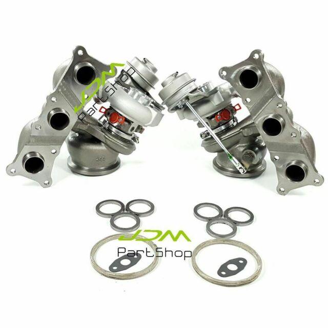 Twin Turbo 07031 07041 BMW E82 E88 E90 E91 E92 E93 135i 335i 3 0L 306HP  N54B30