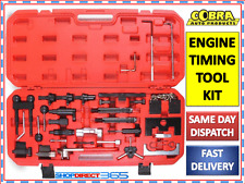 36PC PROFESSIONAL ENGINE TIMING TOOL MASTER KIT (VAG/VW/Audi/Seat/Skoda)NEW 1536