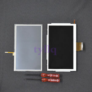 NEW-FOR-Wii-U-LCD-Display-Screen-Replacement-Gamepad-Repair-Part-Touch-Tool