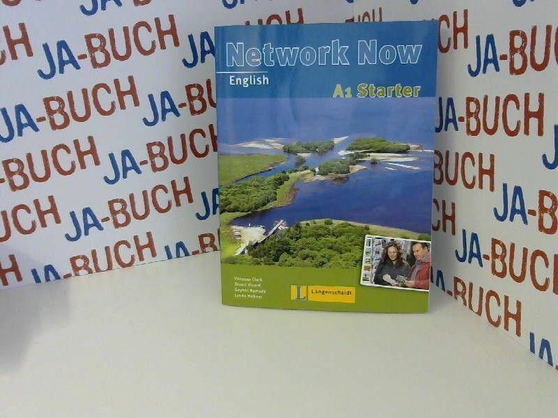 Network Now A1 Starter - Student's Book mit 3 Audio-CDs: Einstiegsband für Anfän - Unbekannt