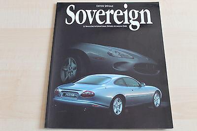 Automobilia Zeitschriften Genial 149370 Jaguar Sovereign Magazin Spezial 199?