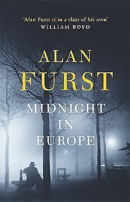 1 of 1 - MIDNIGHT IN EUROPE...ALAN FURST...VGC