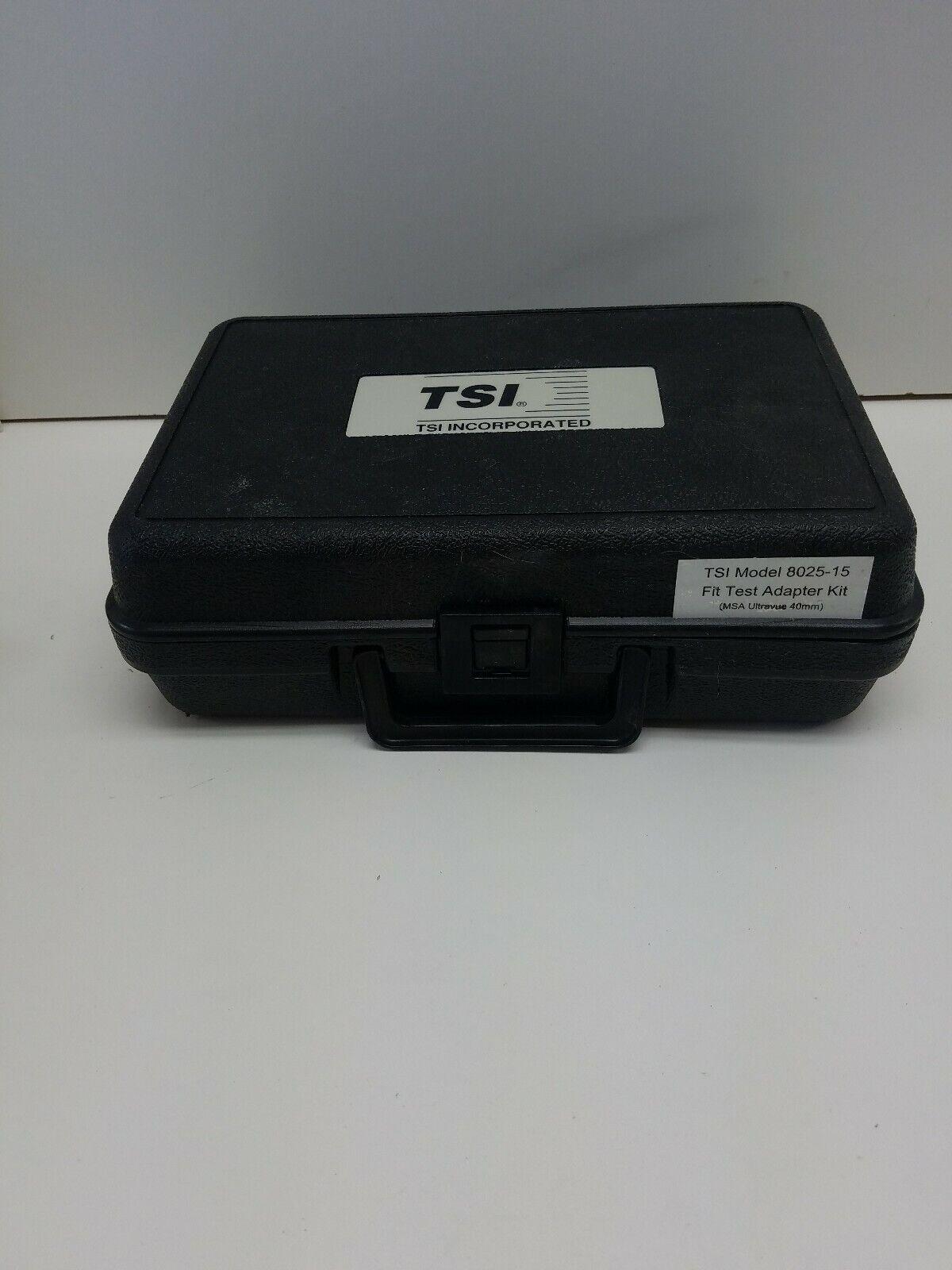 TSI 8025-15 Adaptador Kit Para MSA Domos roscado