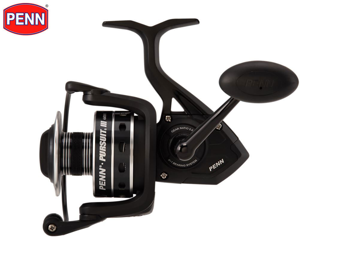 New Reel Penn Pursuit III 5000 Spinning Fishing Reel New 5db464