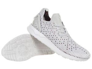 Primeknit Details Shoe title original ADV White Flux Originals ZX about show Asymmetrical Adidas Mens Nwm08n