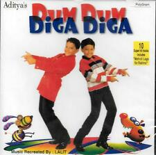 DUM DUM DIGA DIGA - ADITYA - BRAND NEW CD - FREE UK POST