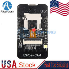 Ch340 Esp32 Cam Integrated Wifi Bluetooth Development Board With Ov2640 Camera