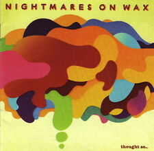 Cardsleeve Full cd Nightmares on Wax Thought so (PROMO) 10TR 2008 downtempo