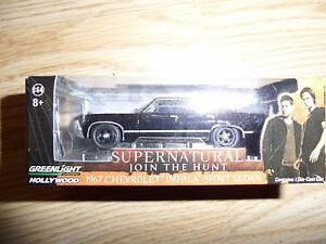 Greenlight  Hollywood Supernatural 1967 Chevrolet Impala  164 - <span itemprop=availableAtOrFrom>Leicester, United Kingdom</span> - Greenlight  Hollywood Supernatural 1967 Chevrolet Impala  164 - Leicester, United Kingdom