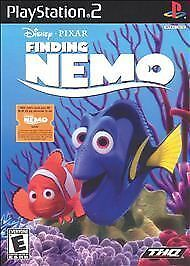 Finding-Nemo-Greatest-Hits-Sony-PlayStation-2-2003-Complete-Fast-Shipping-PS2