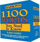 1100 Words You Need to Know Flashcards by Gordon Melvin Bromberg Murray 2014