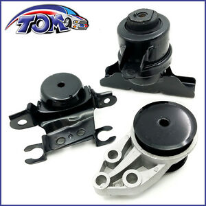Brand new set of engine motor trans mounts for ford for New motor and transmission