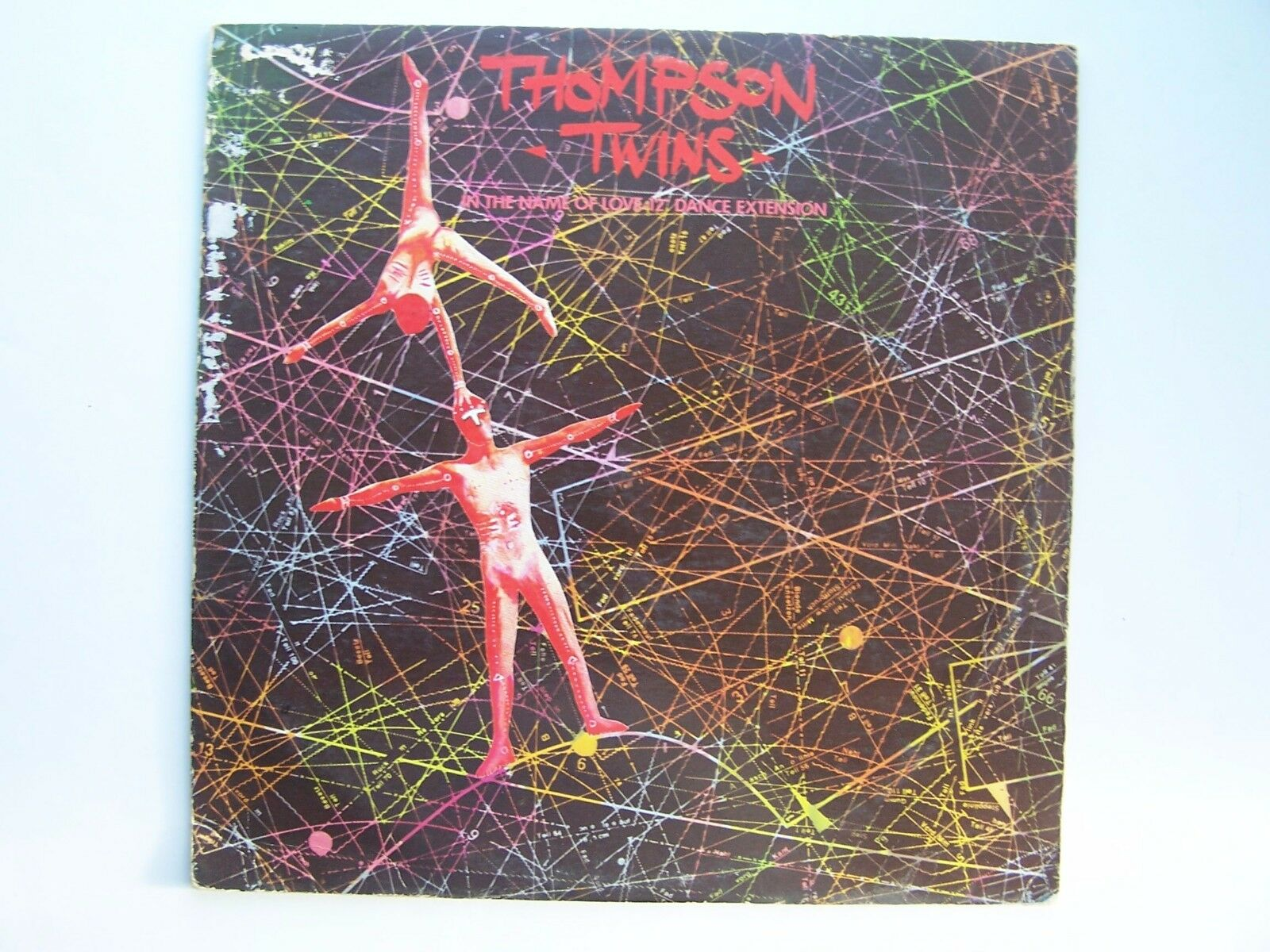 """Thompson Twins - In The Name Of Love (12"""" Dance Extensi"""