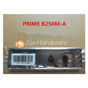 NEW-IO-I-O-SHIELD-back-plate-BLENDE-BRACKET-for-ASUS-PRIME-B250M-A