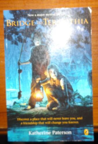 1 of 1 - Bridge to Terabithia by Katherine Paterson (Paperback, 2007)