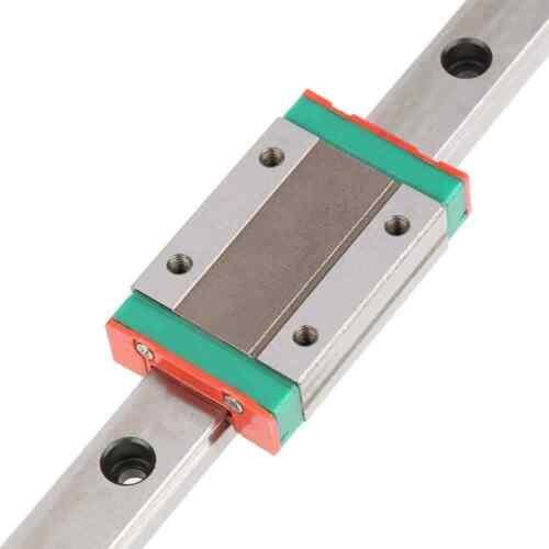 Diapositiva de Carril Lineal 15mm MGN15 en Miniatura Transporte Kossel Impresora 3D CNC ADM. de láser