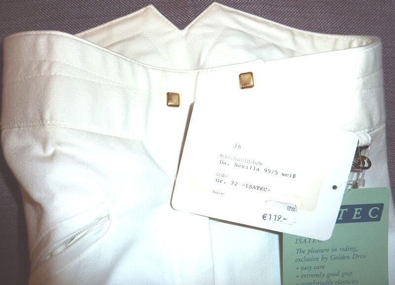 Golden Dress® Damen Hochbund Turnierreithose  Gr. Gr. Gr. 72 neu 6635a1